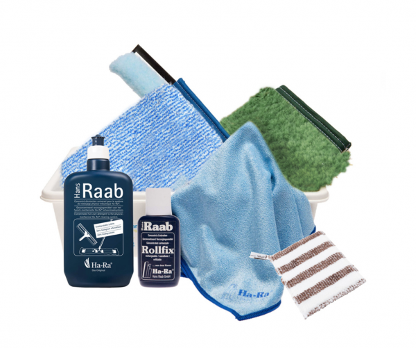 The perfect Chemical-free Cleaning Kit