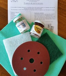 Tables, Bench top and Furniture Care Kit
