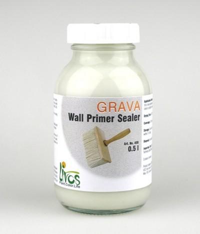 GRAVA Eco Friendly Wall Primer Sealer #408