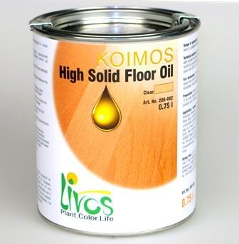 KOIMOS High Solid Floor Oil #208