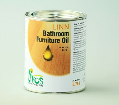 LINN Bathroom Furniture Oil #1703
