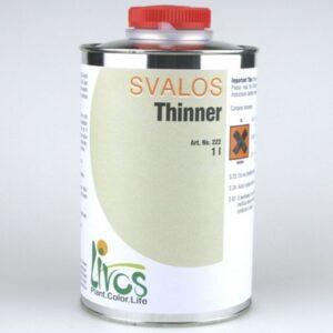 SVALOS Thinner #222