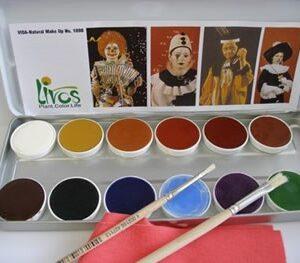 VIDA Non Toxic Natural Make-up Set  #1090