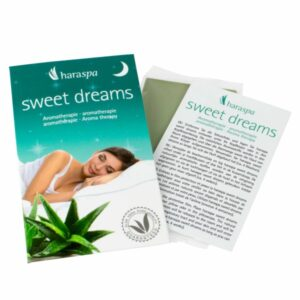 The patented sweetdreams aromatherapy increases your quality of life while you sleep!