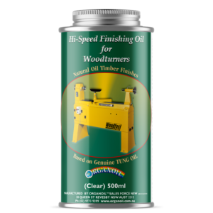 HI-SPEED FINISHING OIL