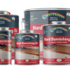 HARD BURNISHING OIL
