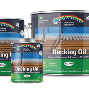 ORGANOIL DECKING OIL