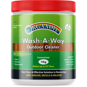ORGANOIL WASH-A-WAY CONCENTRATE